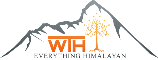Wander the Himalayas Logo