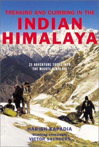 Harish Kapadia trekking guidebook