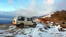 At Chansahal Pass
