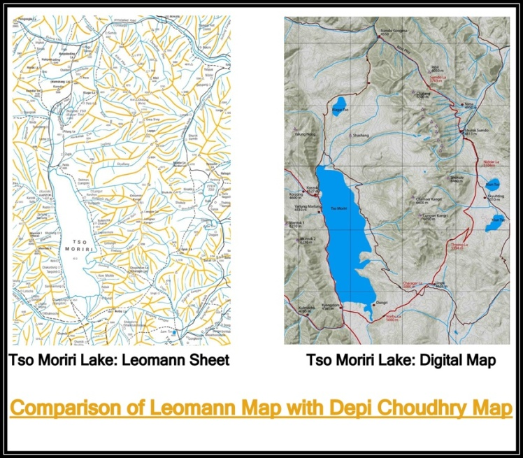 Depi Choudhry map comparison
