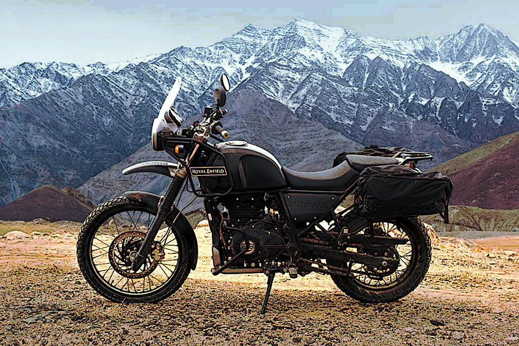 5 Reasons Why Royal Enfield Himalayan Appears The Right
