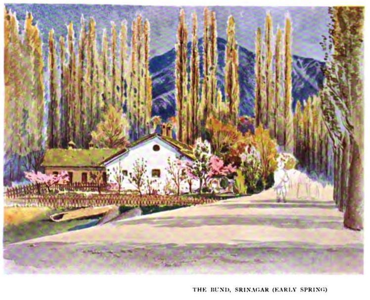 bund srinagar 1907