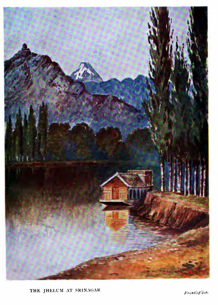jhelum at srinagar  1907