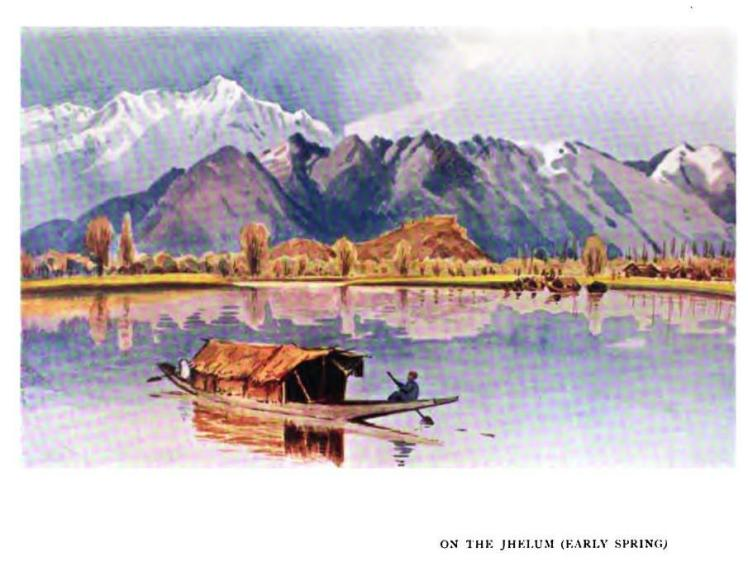 on the jhelum 1907