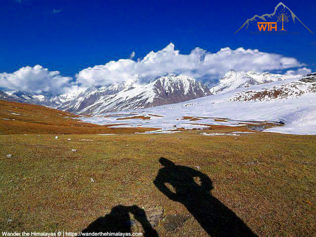 Panaroma view from Rohtang Pass